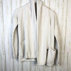 Lululemon Post Practice Cardigan Sweater FLAWS